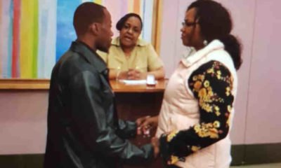Exposed! Photos of how Yemisi Iginla married secret lover in the US