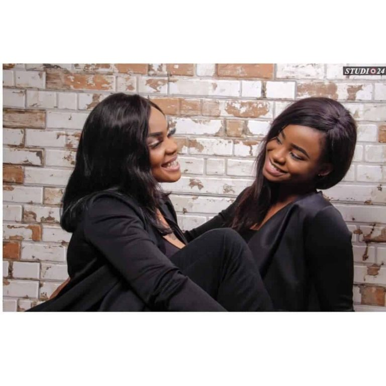Priscilla Ojo and her mum, Iyabo Ojo dazzled Instagram with these photos