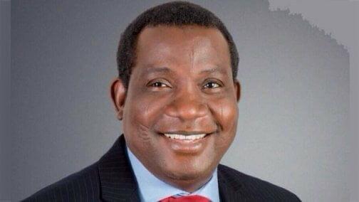 Photo of APC's Simon Lalong declared winner of Plateau rerun election