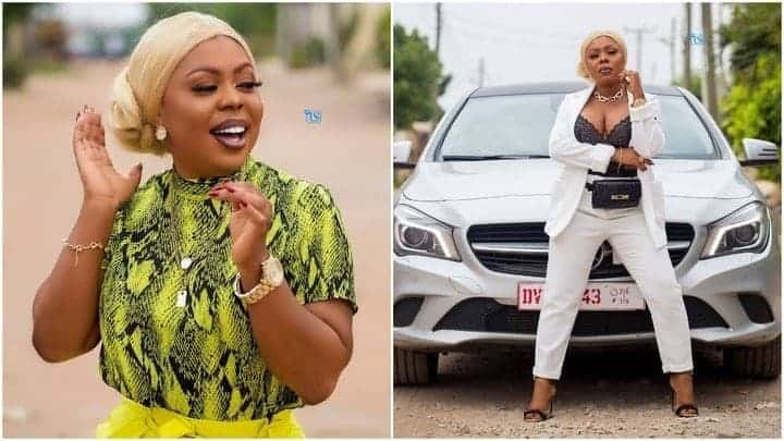 Photo of Afia Shwarzenneger shares picture of her handsome sons, tells them what to do to the God of Oyedepo
