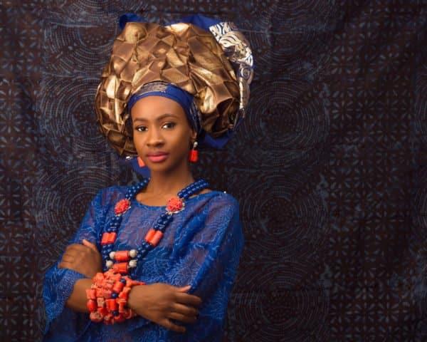 Nike Davies-Okundaye, batik and textile designer, art educator, philanthropist