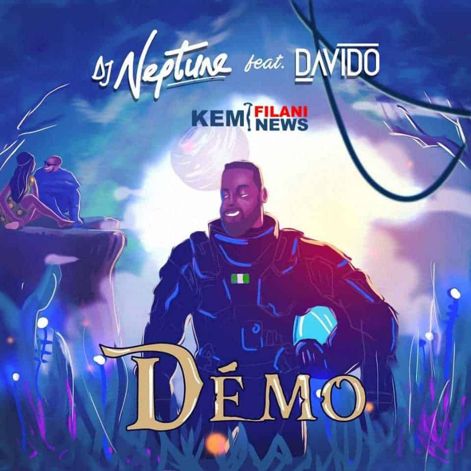 Photo of DJ Neptune and Davido serves us 'Demo'