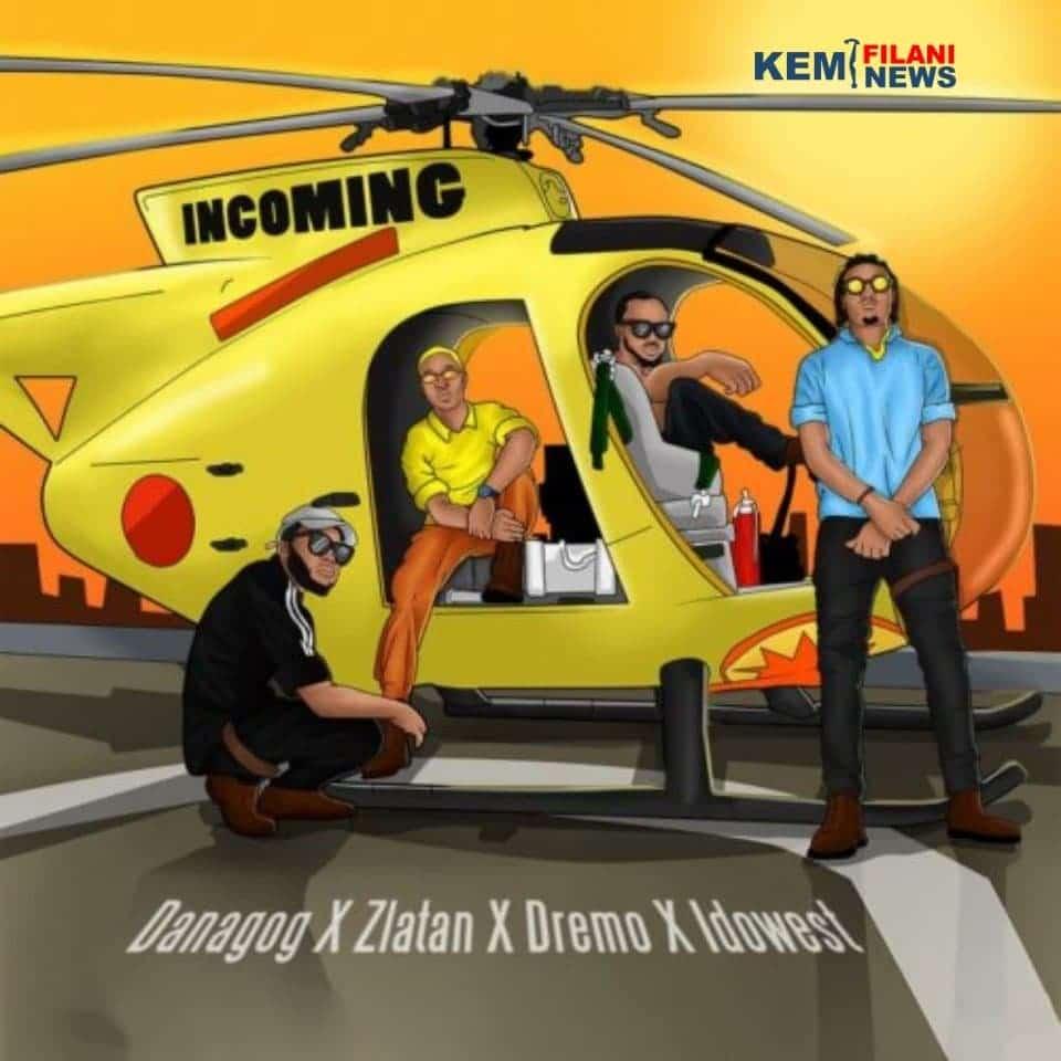 download mp3 Danangog x Zlatan x Dremo x Idowest - Incoming mp3 download