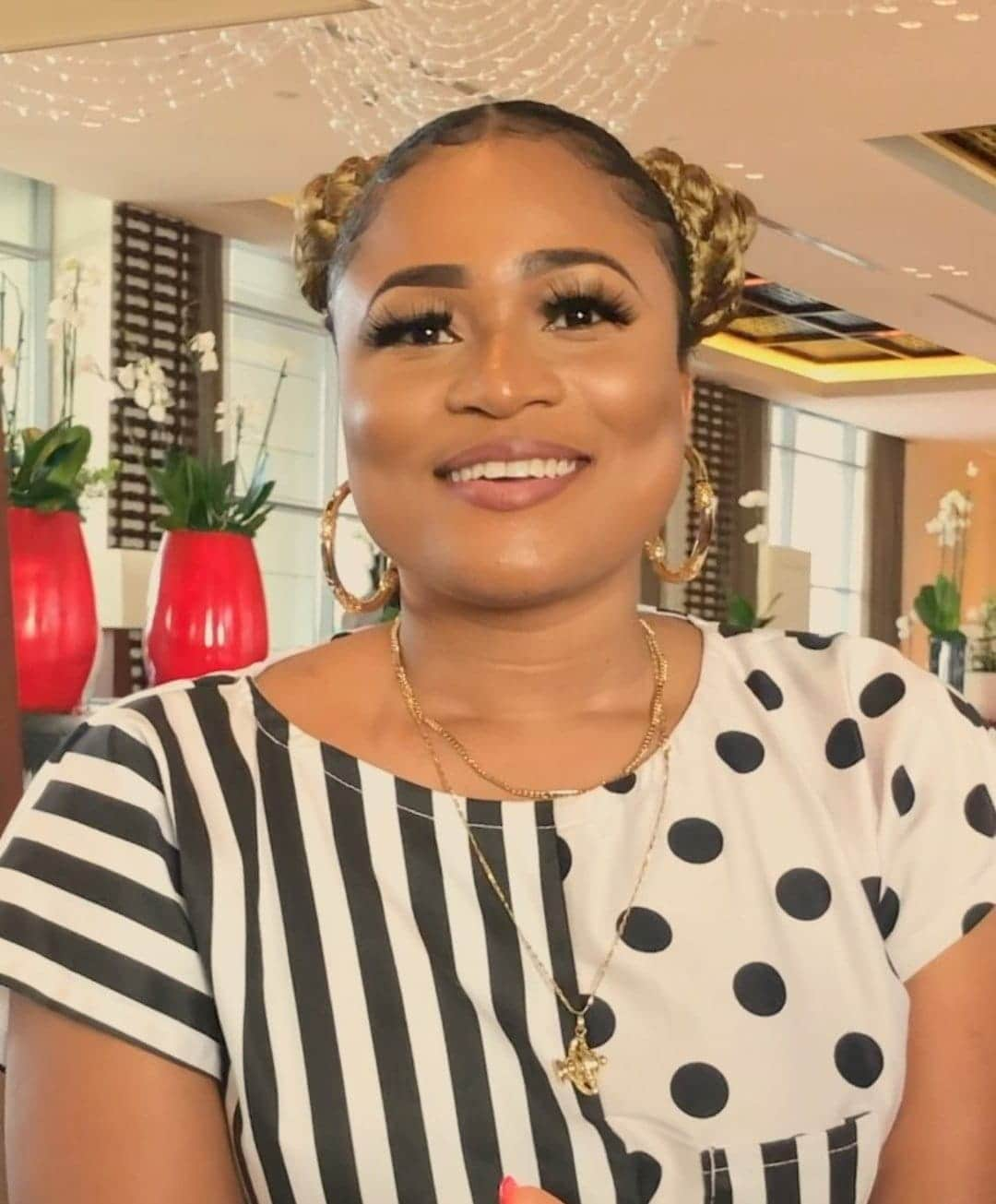 Photo of Actress Christabel Ekeh shares pictures of her new mansion