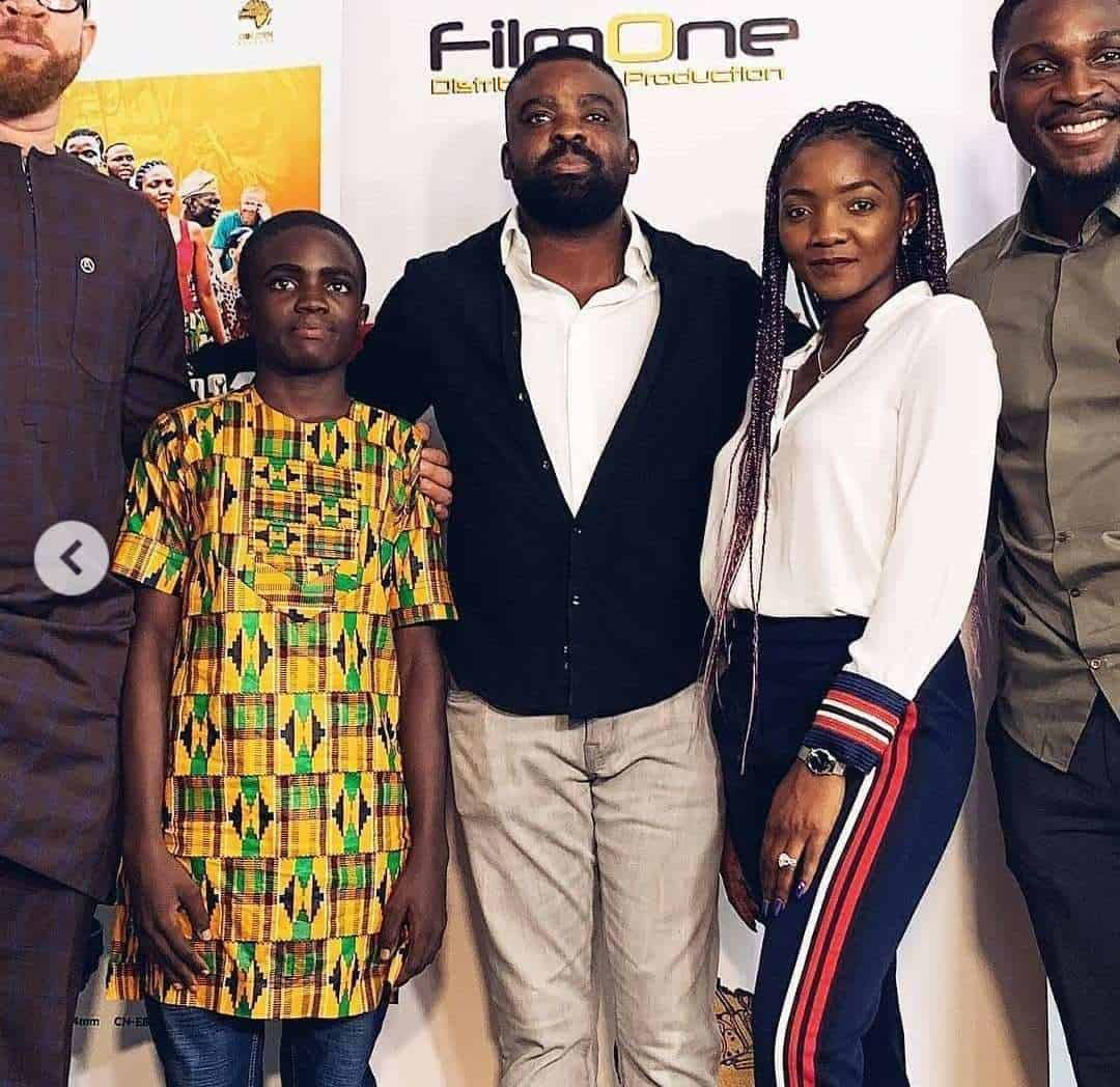 Photo of Photos from the private screening of Mokalik, a new movie by Kunle Afolayan