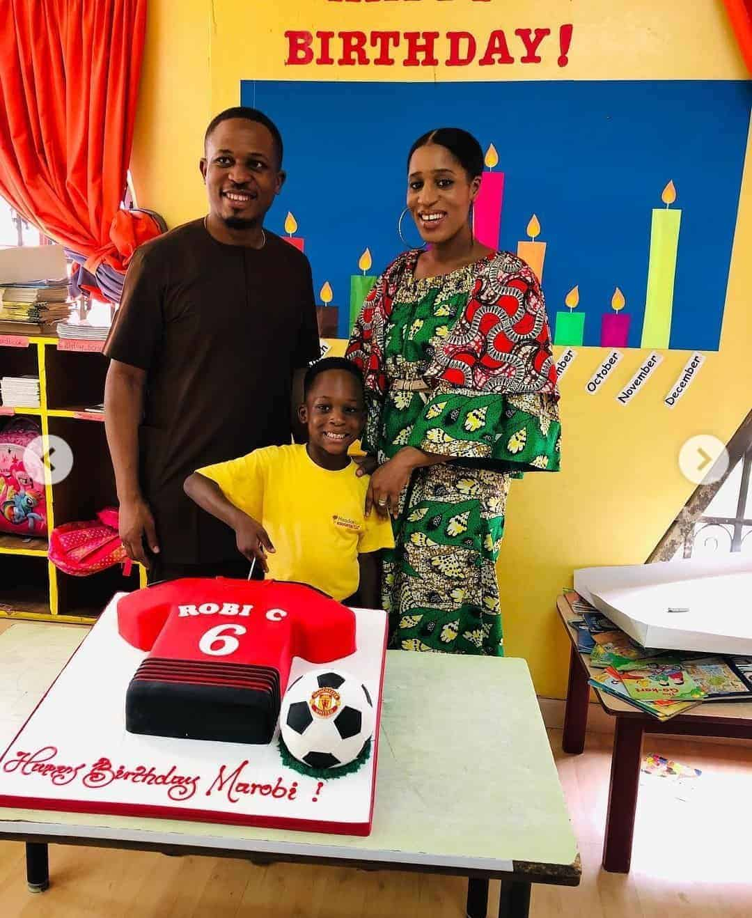 Photo of Photos from the 6th birthday of rapper Naeto C's son