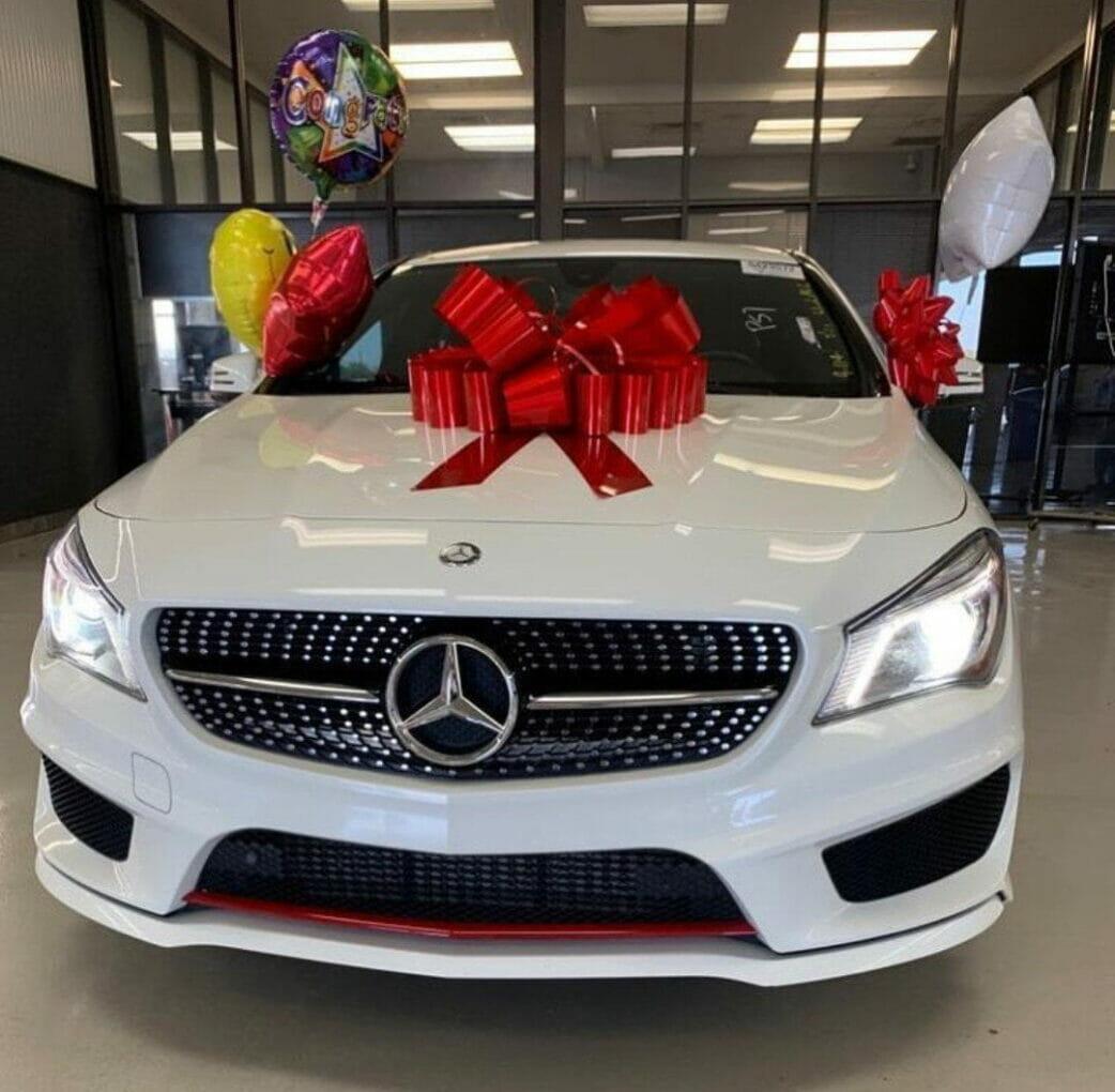 Photo of Bobrisky buys Mercedes Benz…Tonto Dikeh and Anita Joseph react!