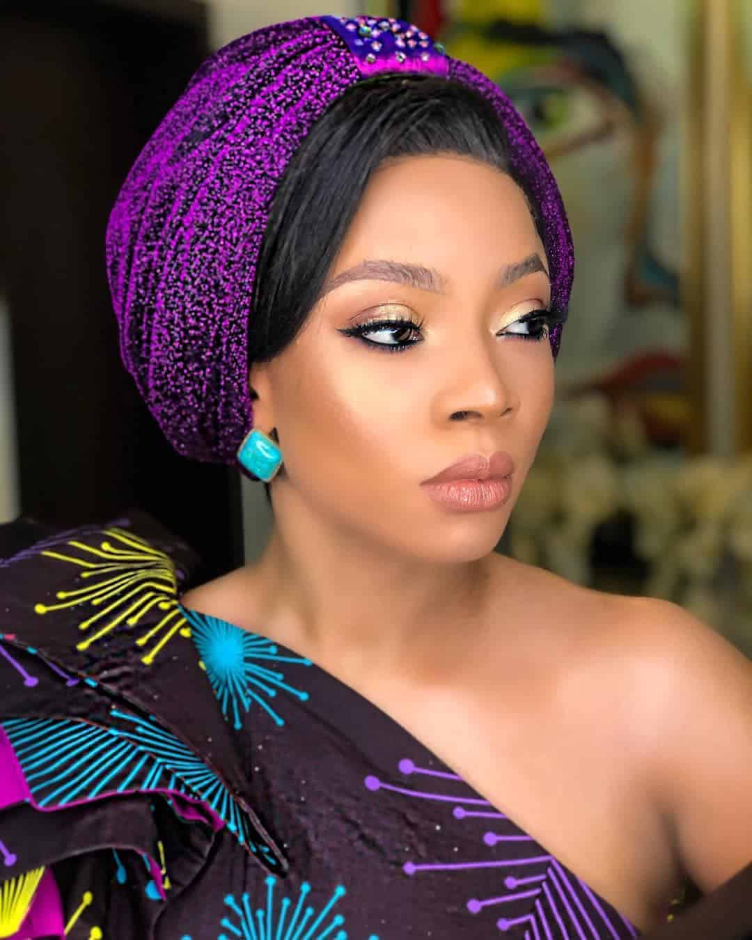 Toke Makinwa reveals how there will be less insults and more peace in a relationship