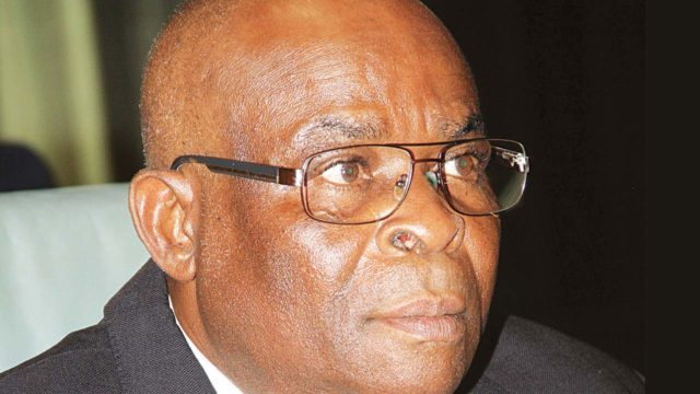 Photo of Ex-CJN Onnoghen absent from CCT over Toothache, High Blood Pressure; to observe 3-Day Bed Rest
