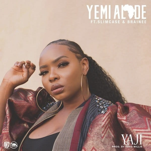 """Photo of Yemi Alade features slimcase & Brainee in new music """"Yaji""""."""