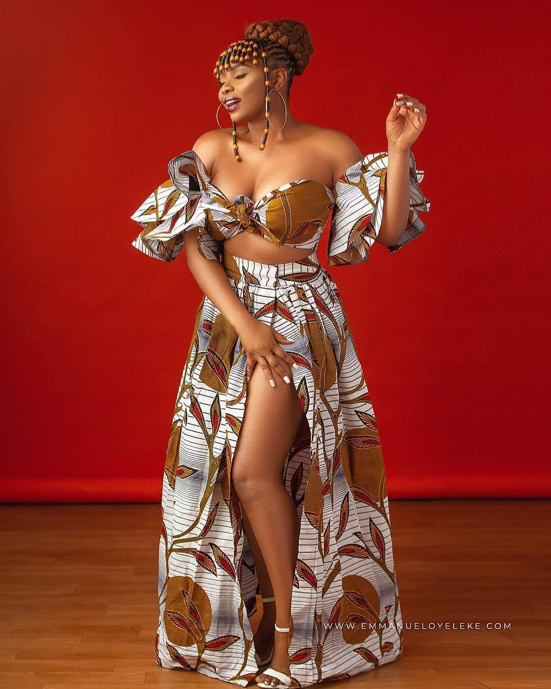 Yemi Alade is thanking God as she celebrates 30th