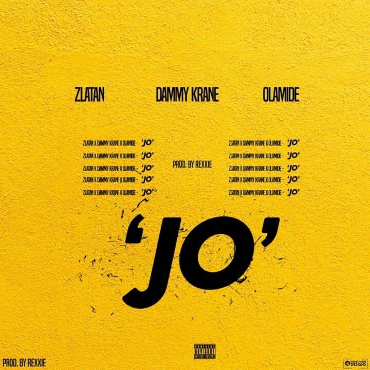 "Photo of New Music: Zlatan ft Olamide & Dammy Krane – ""jo"""