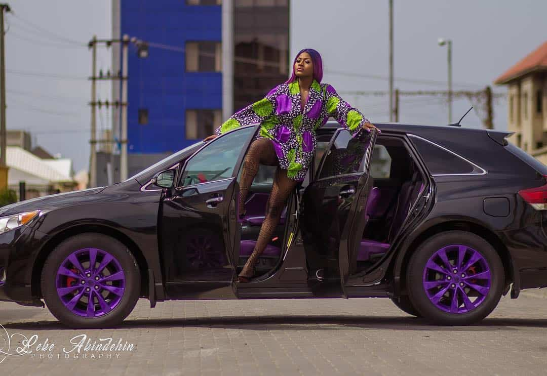 Photo of After Cee-C's revelation on having s3x with Tobi, Alex shares beautiful photos
