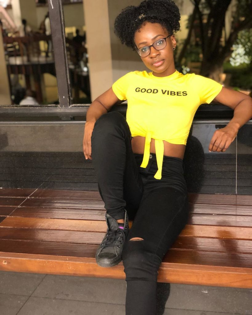 Big Brother Naija's Anto Lecky