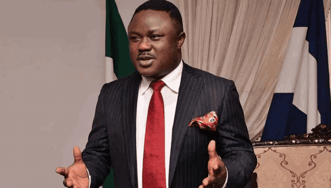 Photo of APC is notorious for lies – Gov Ben Ayade