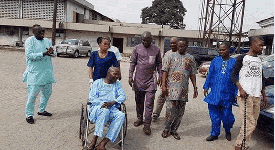 Photo of New update on Baba Suwe's state of health emerges