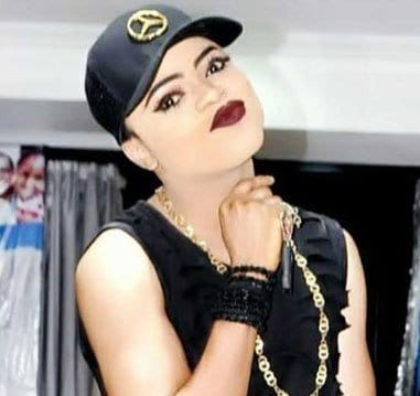 Photo of What Bobrisky said in his reply to NCAC boss, Olusegun Runsewe