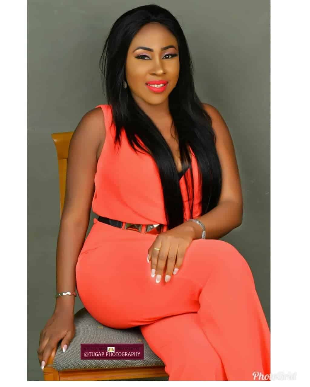 Photo of Actress, Charity Nnaji survives car accident (PHOTOS)
