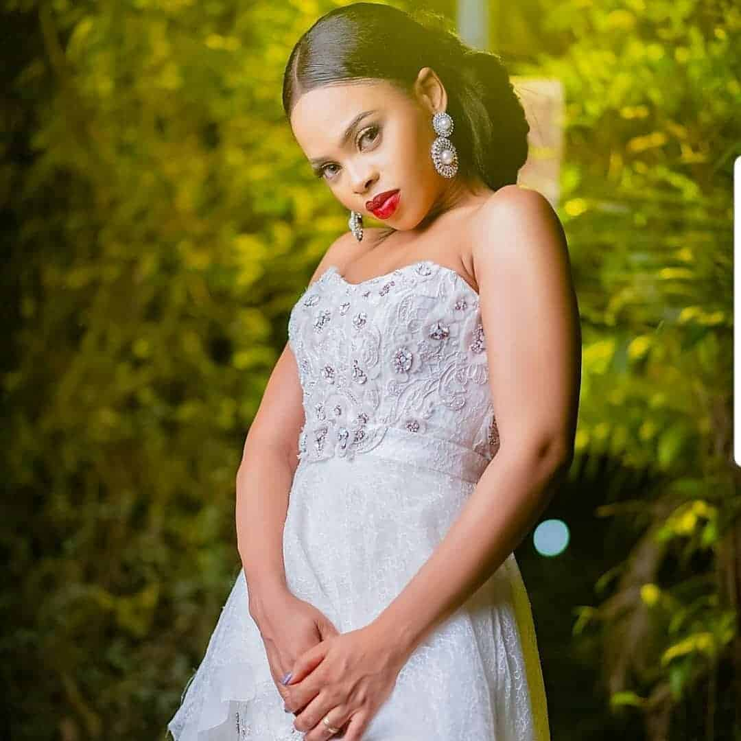 Photo of Chidinma Ekile makes a beautiful bride (photos)