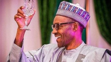 Photo of The Revolution: Buhari applauds Nigerians who ignored the march