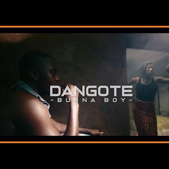 Photo of Oh! Burna Boy's 'Dangote' video is here and hot!