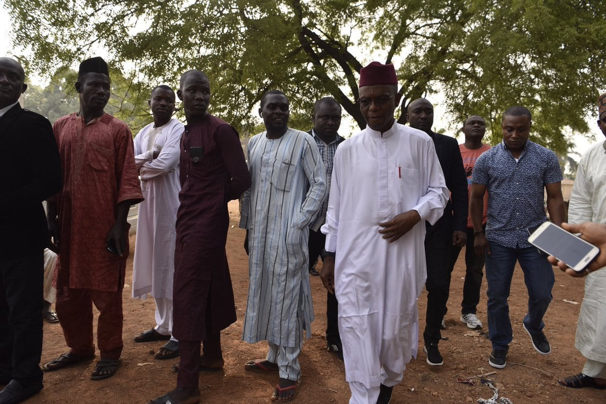 """Photo of """"If I lose, I already have a job"""" – El-Rufai speaks on reelection"""