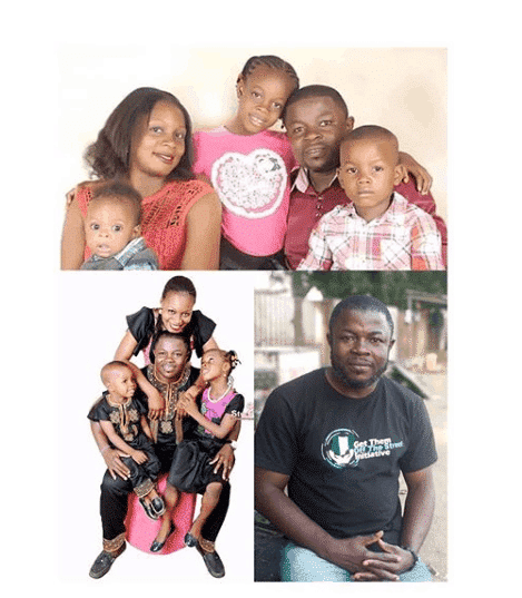Photo of GTOTS founder and family of five die in fire accident