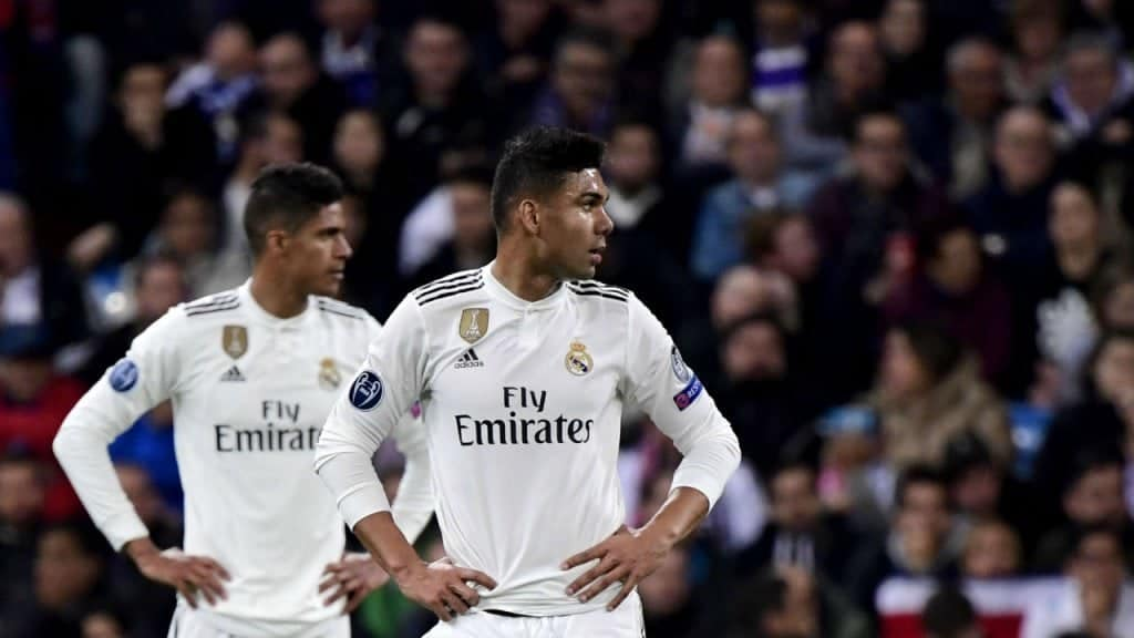 Photo of Real Madrid dumped out of Champions League by Ajax