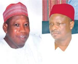 Photo of Your education is shallow – Ganduje attacks Kwankwaso