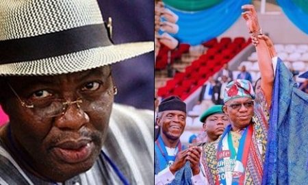 PDP's Gbenga Daniel Directs Supporters To Vote For Ogun APC Candidate, Gives Reasons