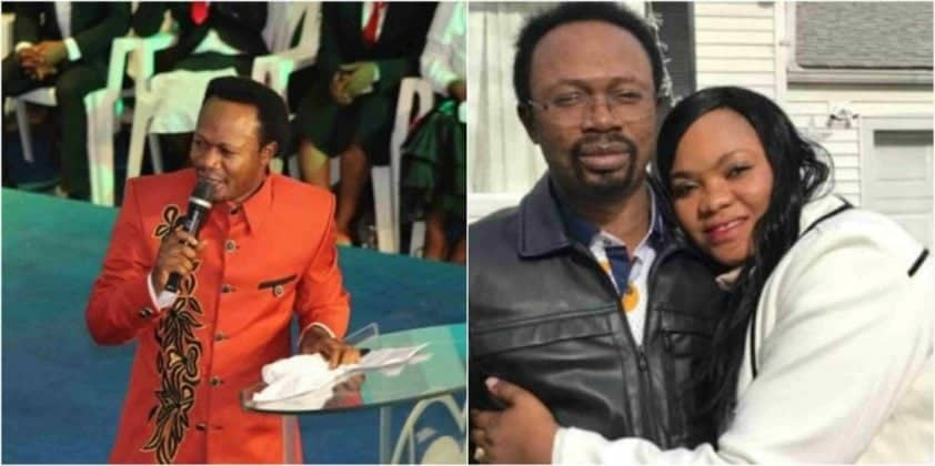 Photo of How a South African Prophetess snatched my Husband from me — Prophet Joshua Iginla's wife