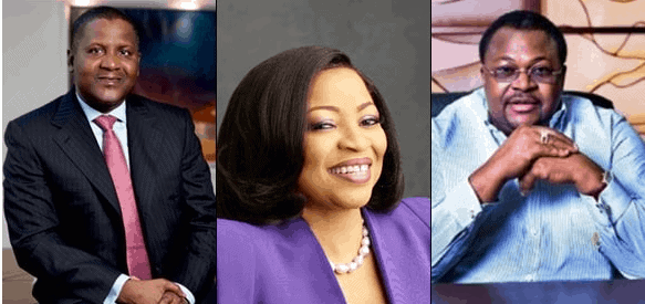 Photo of Meet the four Nigerian Billionaires in Forbes' List Of The World's Black Billionaires Of 2019
