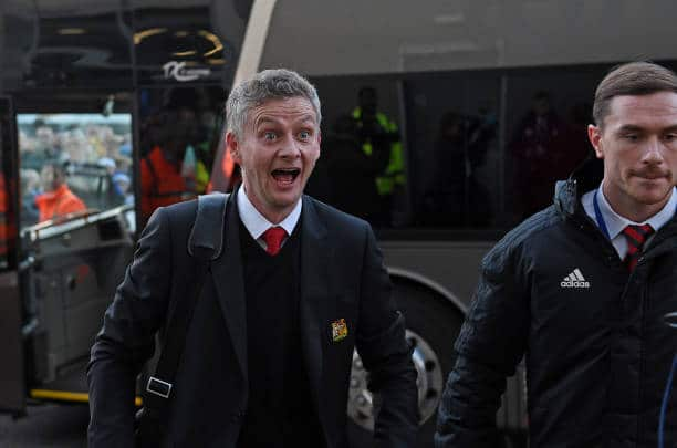 Photo of How Solskjaer reacted to Manchester United – Barcelona Champions League draw
