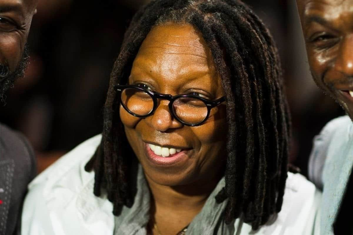 Here's how Whoopi Goldberg almost died yesterday!