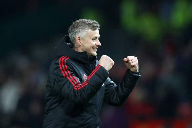 How Solskjaer reacted to Manchester United - Barcelona Champions League draw