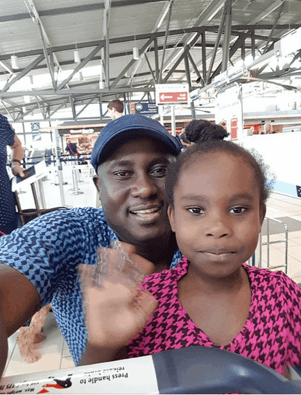 Photo of Father's day: Pius Adesanmi's Daughter celebrates him (photos)