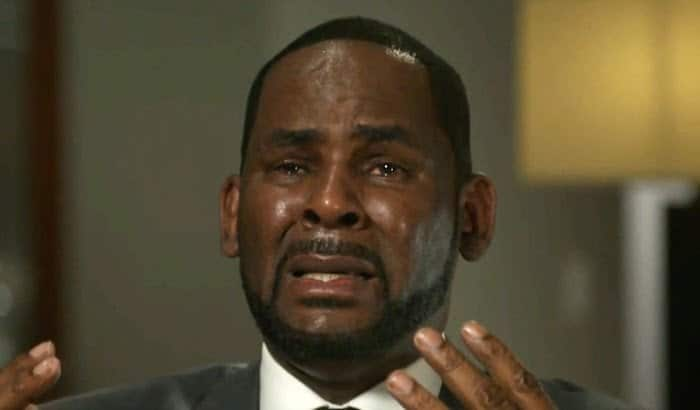 'I'm fighting for my f****** life', R. Kelly cries in explosive interview