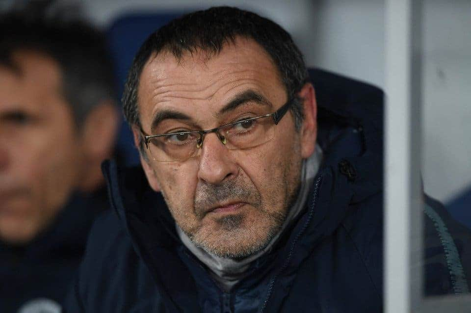 Photo of UCL: Sarri speaks on being sacked by Juventus if club fails against Lyon