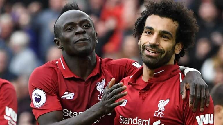Photo of Salah speaks on Liverpool clash with Manchester United
