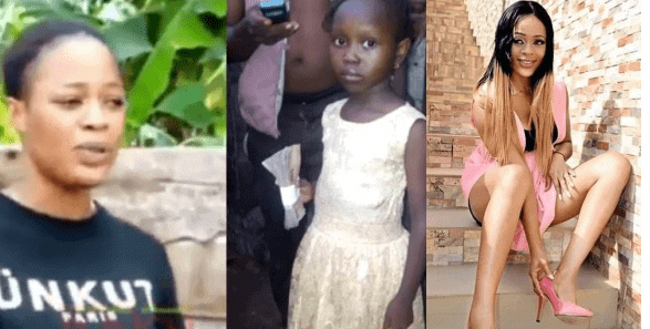 Photo of Lady who recorded viral video of school girl, Success cries for compensation
