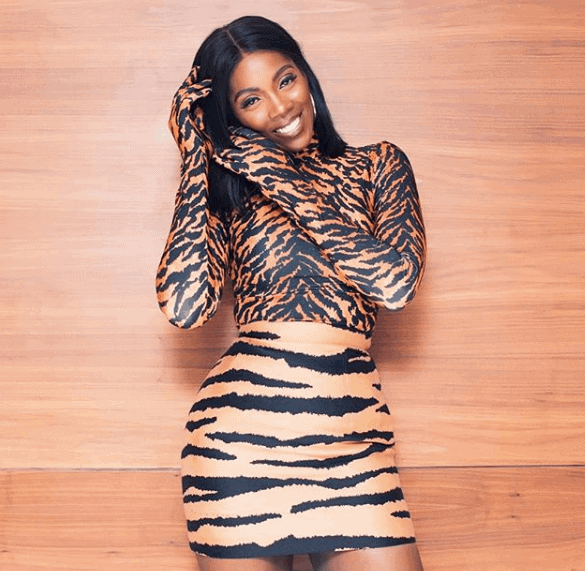 Photo of Tiwa Savage reduces her Instagram posts to only three, set to make major announcement