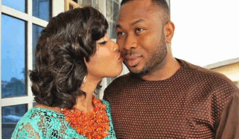 Photo of Tonto Dikeh reveals the only condition that will make her accept Olakunle Churchill back