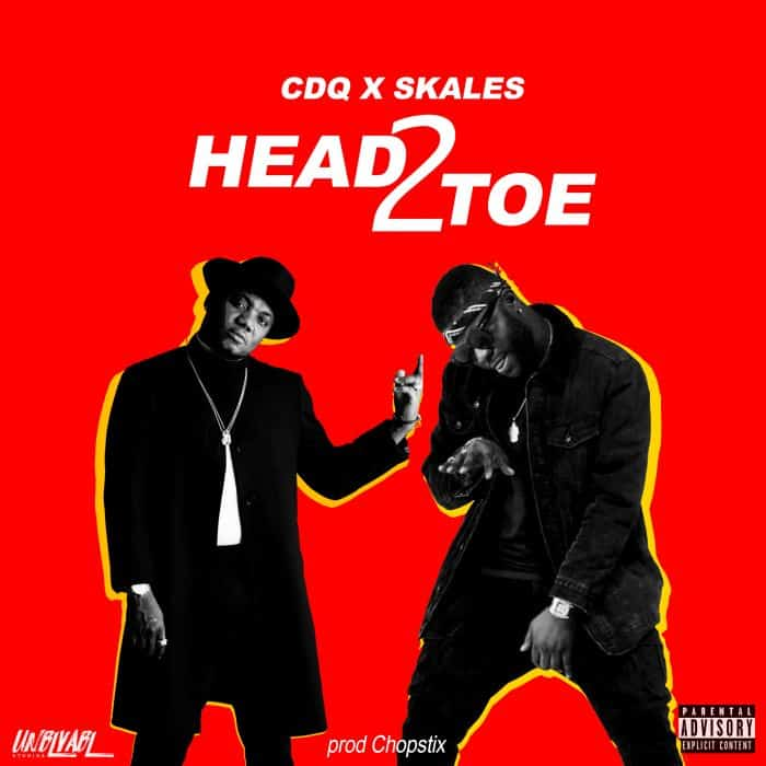 "Photo of CDQ releases video for his new song ft Skales ""Head2toe"""