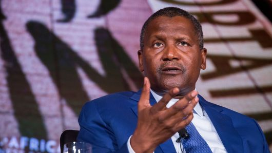 Photo of Dangote reveals how Governors are responsible for extreme poverty in the northern region