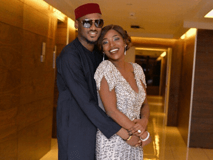 """Photo of 2face Idibia thanks Annie publicly for preventing his """"destruction"""", marks 20th anniversary (photos, video)"""