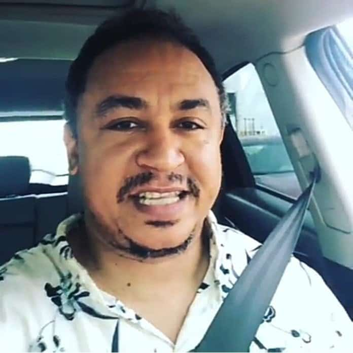 Photo of OAP Freeze exposed for charging 100K to play artiste's music on radio