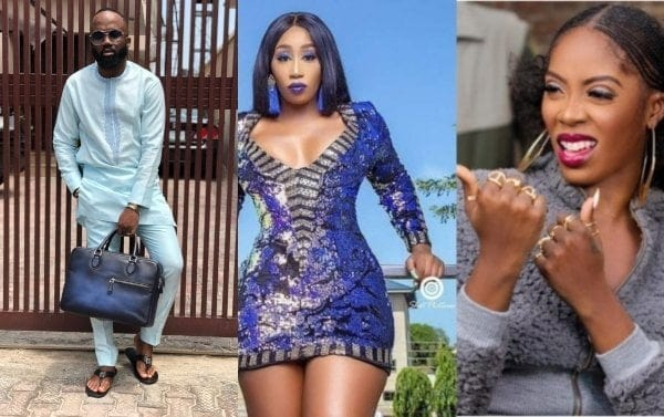 Photo of Victoria Kimani is just jealous of Tiwa Savage – Noble Igwe
