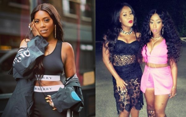 Photo of Insider reveals how Tiwa Savage prevented Victoria Kimani from getting a deal for a show