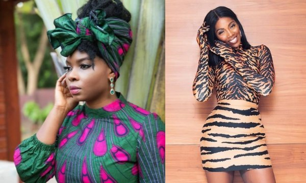 Photo of Why a collaboration with Tiwa Savage will never happen – Yemi Alade (video)