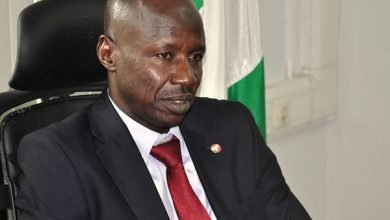 Photo of Why governors can't throw flamboyant parties anymore – EFCC chairman, Magu